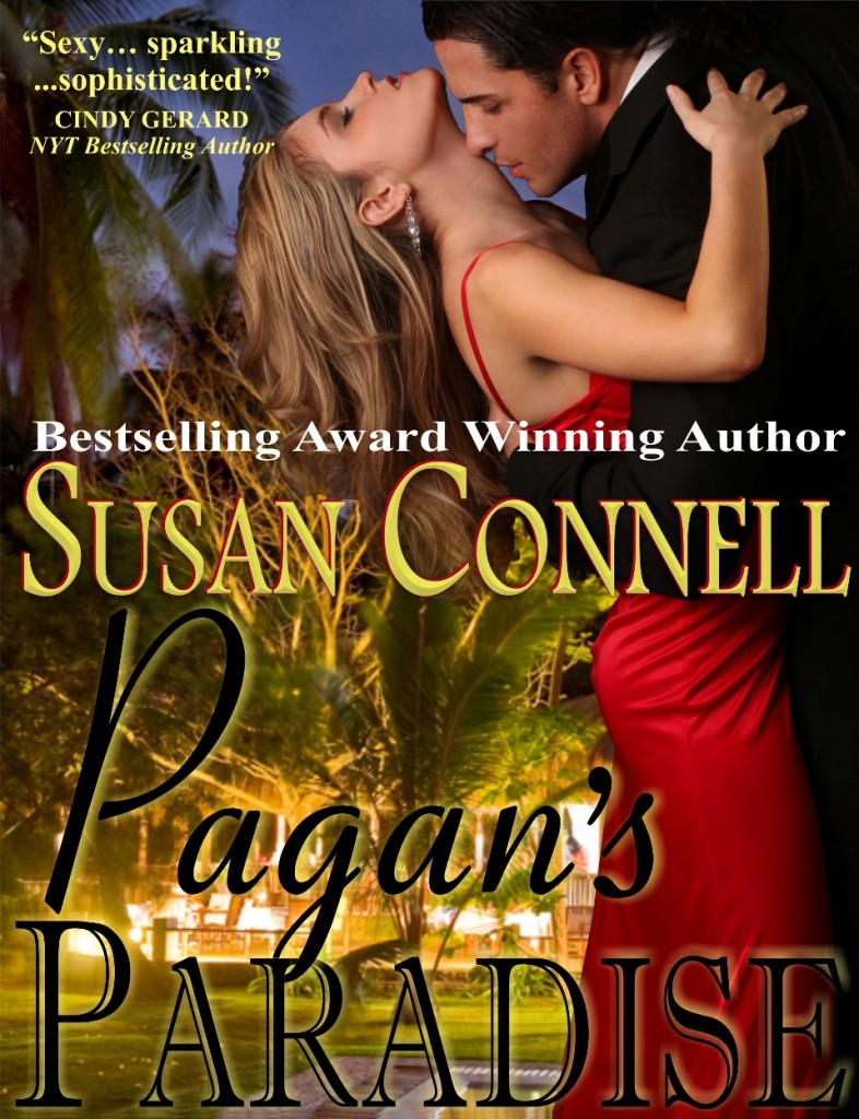 Susan Connell's Pagan's Paradise Ebook Cover