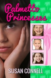 Palmetto Princesses paperback front cover